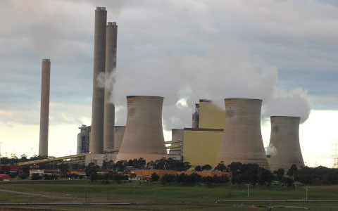 """""""Loy Yang coal power station"""" by John Englart (Takver) is licensed under CC BY-SA 2.0"""
