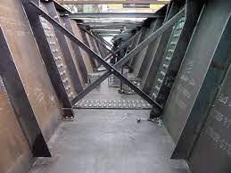 structural steel surveillance